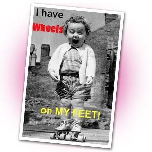 wheels-on-feet
